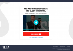 ClickFunnels Optin Page Template